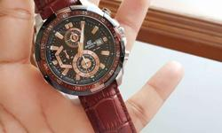 Selling my Brand New Casio Edifice watch Brand New