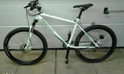 14 months used bike, good condition, showroom service.