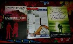 Selling these three love sagas at only Rs 400 in very
