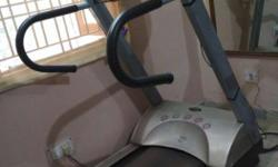 semi commercial treadmill by oceanic fitness in good