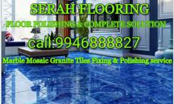 Serah Flooring Floor Polishing And Complete Solution