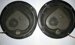 Car / Tata Ace set of two Speaker