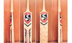 SG Cricket Bat , Kashmir Willow In a good condition .
