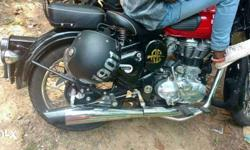 Shark silencer for royal Enfield