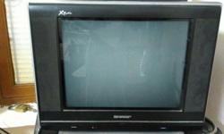 SHARP 21K71 TV for sale in good condition