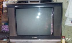 Sharp tv bass booster good condition