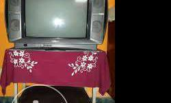 sharp tv 25 inches sub woofer tv digital sound 4