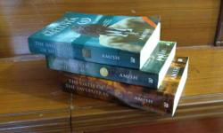Shiva Trilogy , All 3 books in very good condition for