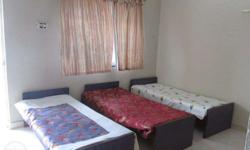* Well organized Double and Triple Bed Rooms. * Family