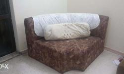 Good and comfortable side sofa