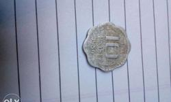 Silver 10 Indian Paise 1986