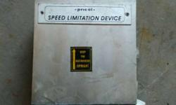 Silver Speed Limitation Device