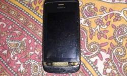single hand use nokia asha 310 in a mint condition..
