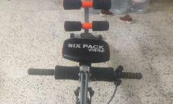 six pack mechin good condition call me