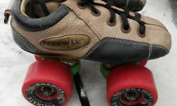 Skates for kids for 5 to 8yrs old.
