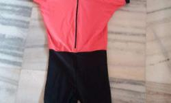 Skin Suit for skating or cycling age group of 8 -10