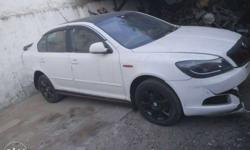 Skoda laura 2009 model total car parts available at low