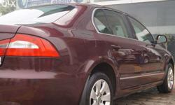 Skoda superb Automatic feb 2010 cherry colour ownership