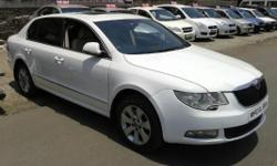 Buy Second Hand Skoda Superb Second hand cars in Pune