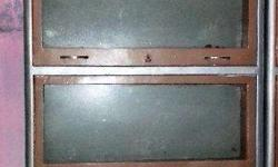 It is a sliding glass safe of 16 gauge and has 4