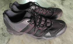 Slightly used adidas ax2 outdoor shoes Original price