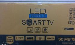 smart and android full hd led tv 50 inches few months