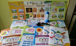 Smart education kit for children . . . Talking Pen