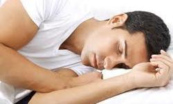 Snoring is the sound produced while sleeping . There