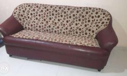 sofa set 3 seater & 2 seater for sell.