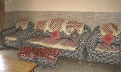 Sofa Set in perfect condition along with 2 settee's and