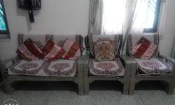 sofa set_Sheeham plywood price negotiable