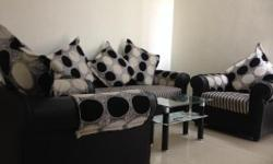 Want to sell it urgently five seater Branded sofa set