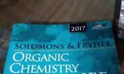 Solomons & Fryhle Organic Chemistry For JEE Book
