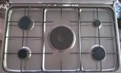 Sompani cooking range. Imported from Dubai. Used for