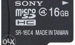 SONY 16gb dard