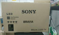 Sony 32 inch tv Malaysian imported tv 1 year