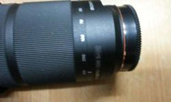Sony 55-300mm F/4.5-5.6 DT Zoom Lens for Sony Alpha