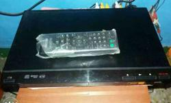 sony 5.1dvd player 7month old