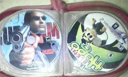 Two PS2 Games and more cd's free