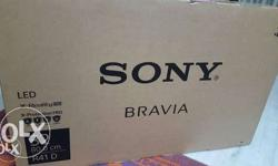 Sony Bravia 43w80d smart And 3d Led sealed Pack With