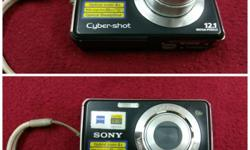Sony Cyber Shot Digital Camera Brand New Condition