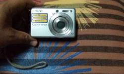 Sony Cyber Shot Digital Camera 7.2 Mega Pixel, With