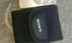 I want to sell my Sony dsc w630 camera with neat