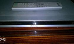 Sony DVD in good nd running condition with remote