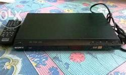 New Brand Sony dvd player with USB port