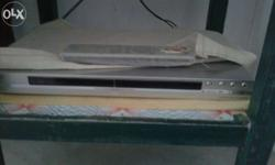 Sony dvd player with speaker .. this dvd player is