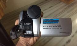Sony handycam in best condition