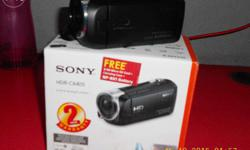 Only 20 Days Old Sony Handycam Model : HDR CX405 2 Year