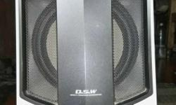 Sony high performance sub woofer in excellent