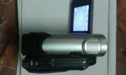 Sony like new camcorder handycam